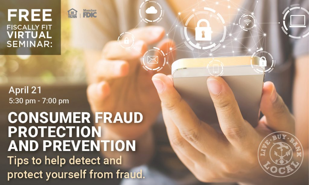 consumer fraud protection seminar